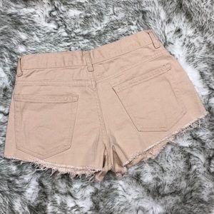 Forever 21 Shorts - Forever 21 | Distressed Denim Shorts